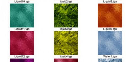 QnC Liquid Textures