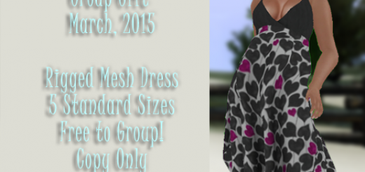 March 2015 Group Gift